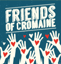 Friends of cromaine
