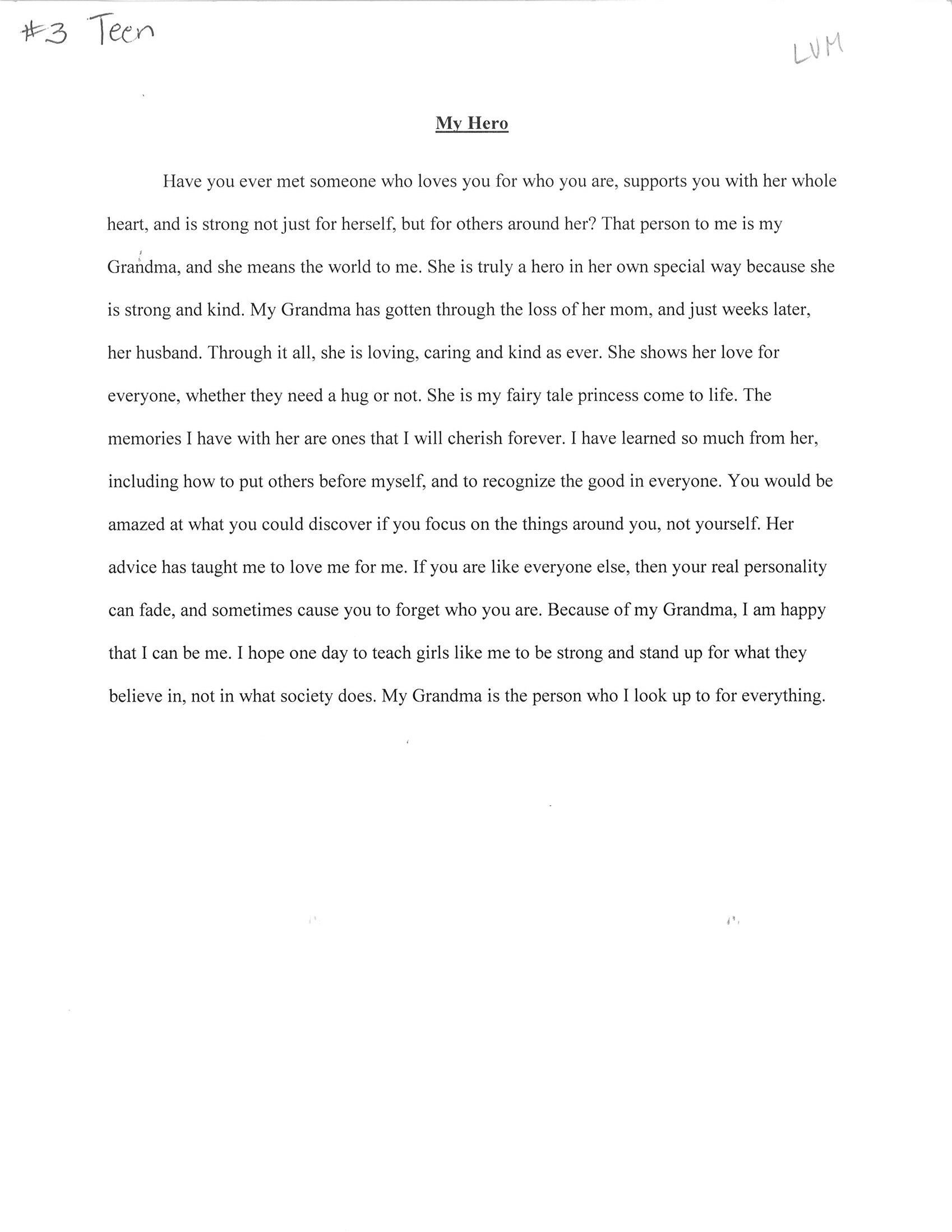 my hero essay personal descriptive essay personal descriptive  enter a contest at library library view essay